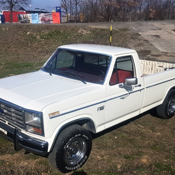 pick up, truck, F 350, ford